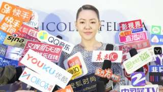 Hostess Dee Hsu attends Nicole+Felicia event on March 29, 2019 in Shanghai, China.