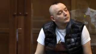 Рассмотрение ходатайства следствия о продлении ареста советнику главы Роскосмоса Сафронову