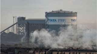 Tata Steel plant, Port Talbot