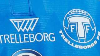 The logo for Swedish club Trelleborgs FF