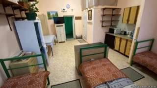 VIP Prison cell
