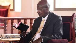 No mu kwezi kwa gatatu Perezida Museveni yari yasabye abaturage ba Uganda gusenga cyane ngo Imana ibakize Coronavirus