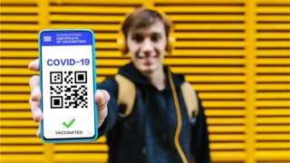 COVID-сертифікати