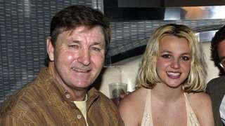 Jamie Spears y Britney Spears