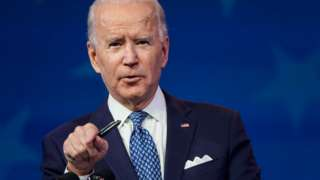 Joe Biden will have to build up his Twitter followers from scratch