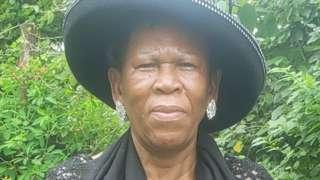 A photo of Agnes Sithole