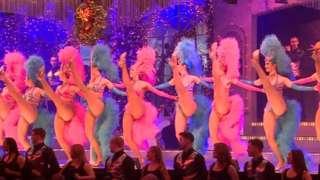 Thursford Spectacular dancers