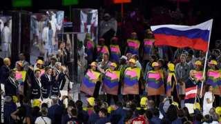 رياضيون روس سُمح لهم بالمشاركة في دورة أولمبياد ريو 2016