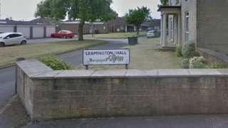 Leamington Hall flats