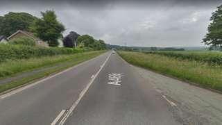The Machen Straight, A468