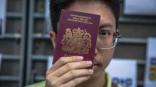 BNO护照