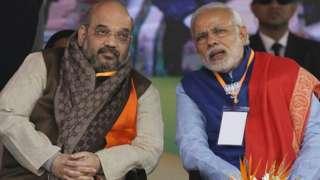 Amit Shah and Narendra Modi
