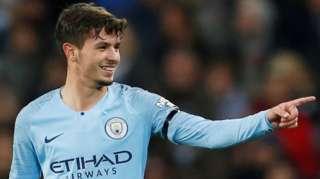 Manchester City matchwinner Brahim Diaz