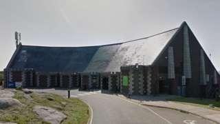Falmouth leisure centre