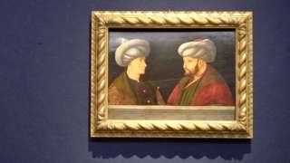 Fatih'in özel koleksiyondaki son Bellini tablosu