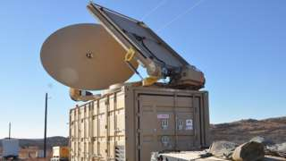 The US Air Force has just taken delivery of Phaser, a microwave-based weapon from defence giant Raytheon.