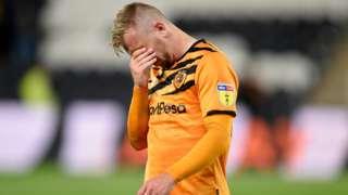 Bowen dejected