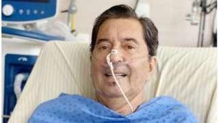 Maguito Vilela (MDB), internado em hospital