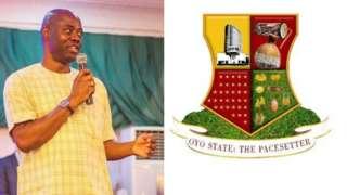 Gomina ipinlẹ Oyo, Seyi Makinde ati ami idamọ ijọba Oyo