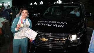 Президент совғаси