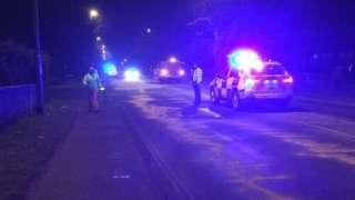 Derham Road Crash