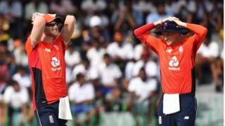Stokes and Root show frustration