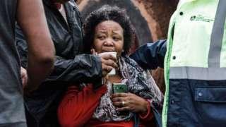 woman near Durban