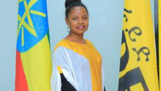 Saamiraawwit Fiqiruu hojii gaggeesituu 'Ride' badhaasa 'Africa open for busines award' mo'atte