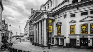 Lyceum Theatre The Lion King