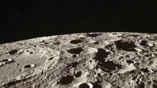 달의 표면