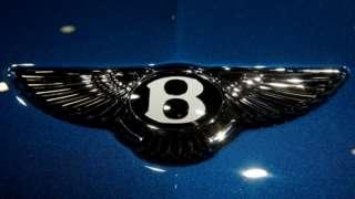 Bentley Motors badge