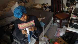 Untangling by Jameisha Prescod
