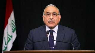 استقالة عبد المهدي وضعت العراق على أبواب احتمالات سياسية متعددة