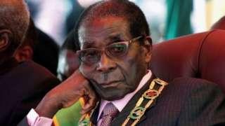 Robert Mugabe yahiritswe ku butegetsi mu 2017 ku gitutu cya rubanda cyatumye ingabo zimuvanaho
