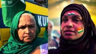 महिलाओं का विरोध प्रदर्शन