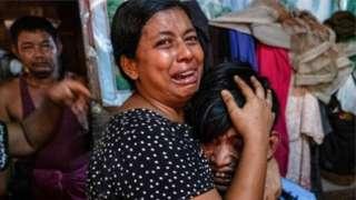 上周緬甸軍政府鎮壓示威群眾,導致近上百人死亡,震驚國際社會