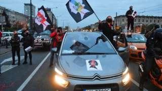 Demonstranti su blokirali ulice u centru grada zbog pooštravanja zakona o abortusu