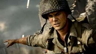 Screenshot from Call of Duty World War II