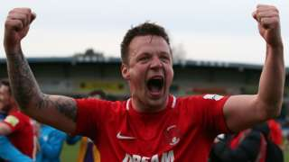 Josh Coulsen's late second-leg winner at Telford sealed Orient's place in the FA Trophy final
