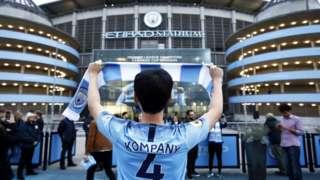 A Manchester City fan