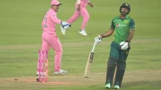 फखर झमान, क्विंटन डी कॉक, दक्षिण आफ्रिका, पाकिस्तान, क्रिकेट