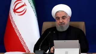 Iran's President Rouhani said his government did not agree with the Iranian parliament's draft bill to increase nuclear activities