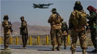 Kabul Afghan latest update: Fotos of happenings in Kabul airport, as US finish withdrawal
