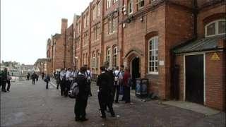 Chatham House Grammar School