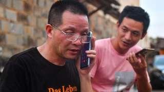 江西南昌男子张玉环在坐牢27年后获无罪释放