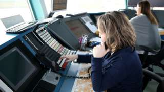 Air traffic control (stock image)