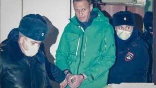 Aleksey Navalniny