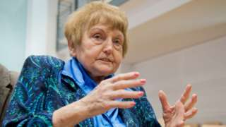 Ева Кор је присуствовала суђењу бившем чиновнику из Аушвица