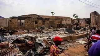 Yoruba Hausa clash in Ibadan
