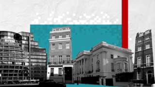 London property traced to offshore firms